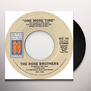 Rose Brothers WALL TO WALL FREAKS Vinyl Record