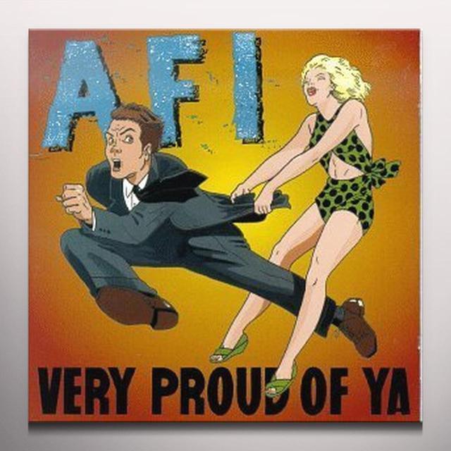 AFI VERY PROUD OF YA Vinyl Record
