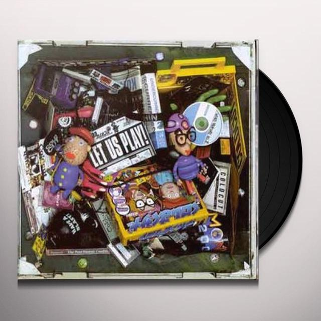 Coldcut LET US PLAY (DBL) Vinyl Record - Gatefold Sleeve, Digital Download Included