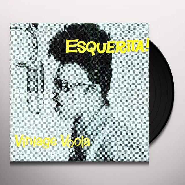 Esquerita VINTAGE VOOLA Vinyl Record