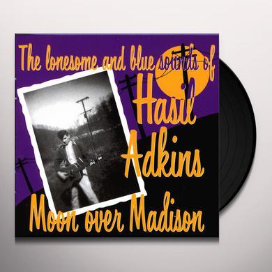 Hasil Adkins MOON OVER MADISON Vinyl Record