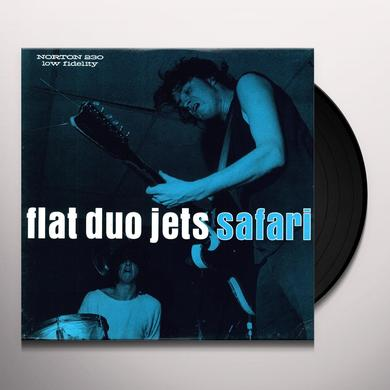 Flat Duo Jets SAFARI Vinyl Record