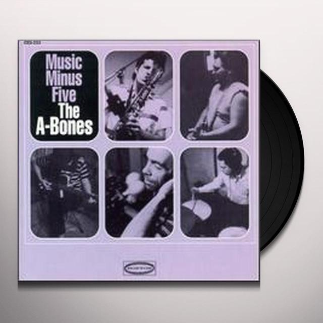 A-Bones MUSIC MINUS FIVE Vinyl Record
