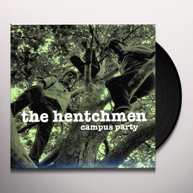 The Hentchmen CAMPUS PARTY Vinyl Record