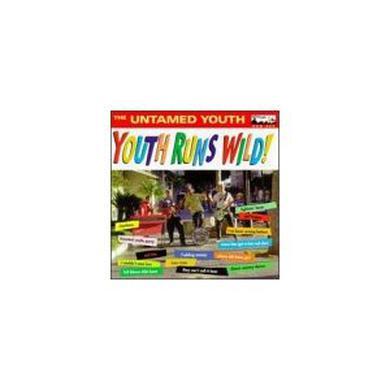 Untamed Youth YOUTH RUNS WILD Vinyl Record