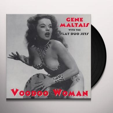 Gene / Flat Duo Jets Maltris V Vinyl Record