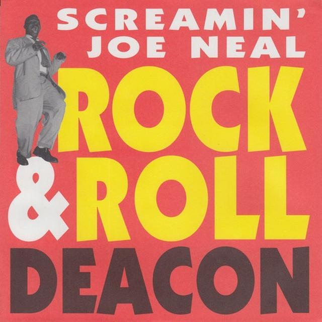 Screamin Joe / Rock Neal & Roll ROCK & ROLL Vinyl Record