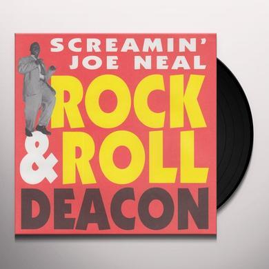 Screamin Joe / Rock Neal & Roll ROCK & ROLL Vinyl Record