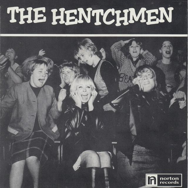The Hentchmen SO MANY GIRLS Vinyl Record