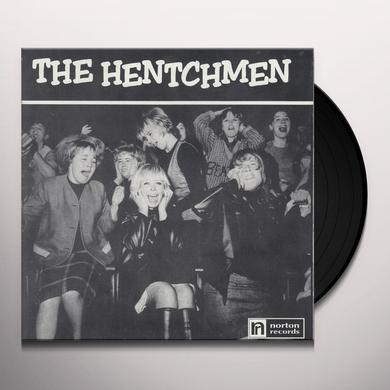 The Hentchmen SO MANY GIRLS Vinyl Record