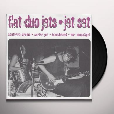 Flat Duo Jets JET SET Vinyl Record