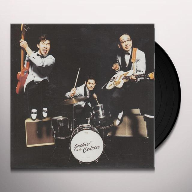 Jackie & The Cedrics COTTON PICKIN / WINE WINE WINE Vinyl Record