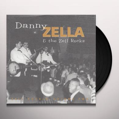 Danny Zella & Zell Rockers ZELL ROCKIN 2 Vinyl Record