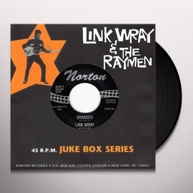 Link Wray BRANDED Vinyl Record