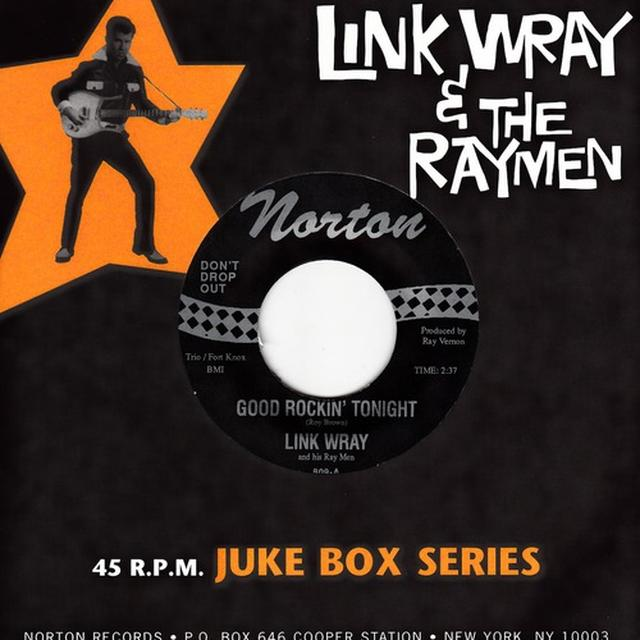 Link Wray & The Wraymen merch