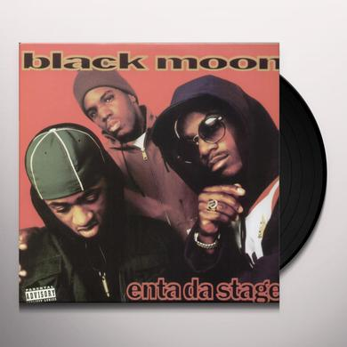 Black Moon ENTA DA STAGE Vinyl Record