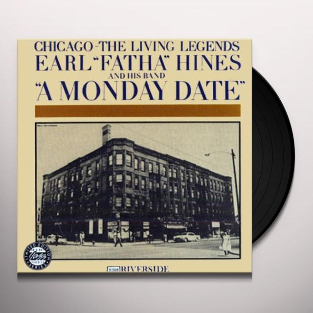 Earl Hines MONDAY DATE Vinyl Record