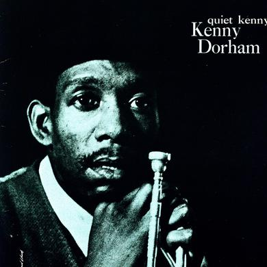 Kenny Dorham QUIET KENNY Vinyl Record