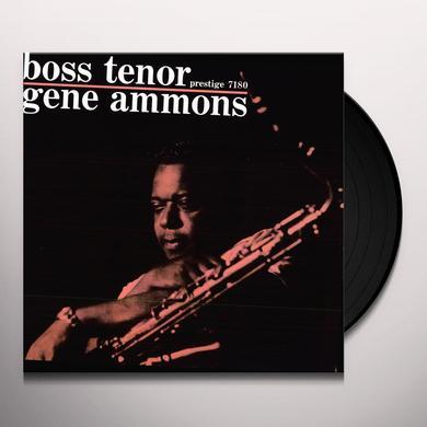 Gene Ammons BOSS TENOR Vinyl Record