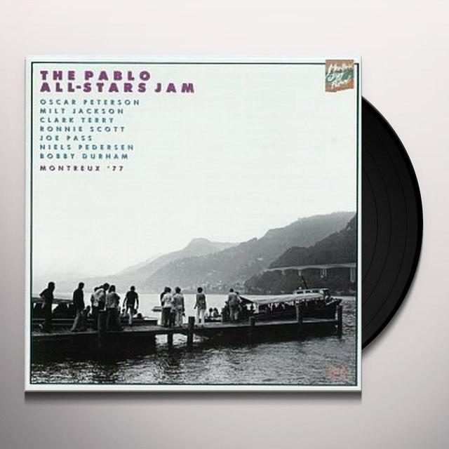 Pablo All Stars MONTREUX 77 Vinyl Record