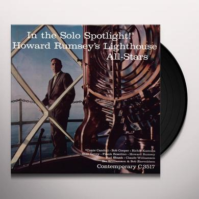 Howard Rumsey IN THE SOLO SPOTLIGHT Vinyl Record