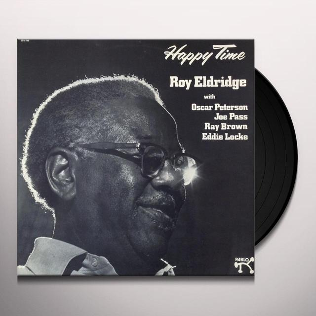 Roy Eldridge HAPPY TIME (Vinyl)