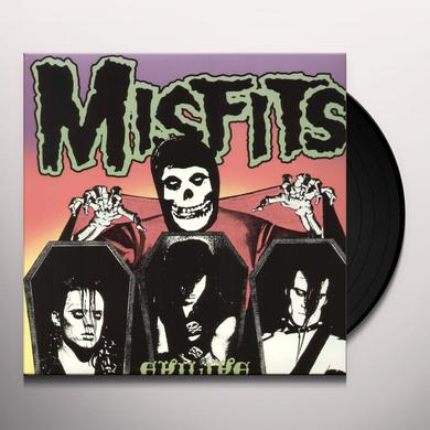 The Misfits EVILIVE Vinyl Record