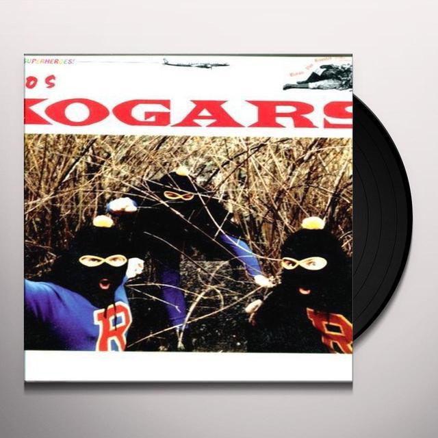 Kogars SWING INTO ACTION Vinyl Record