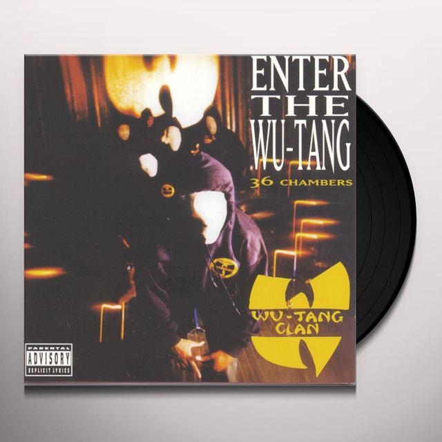 ENTER WU-TANG Vinyl Record