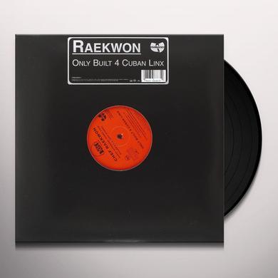 Raekwon ONLY BUILT 4 CUBAN LINX (GEN) Vinyl Record