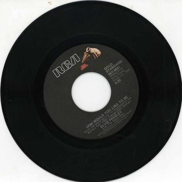 Elvis Presley IF EVERY DAY WAS LIKE CHRISTMAS Vinyl Record