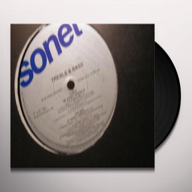 Treble & Bass MY SWEET SENORITA Vinyl Record