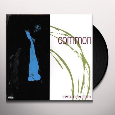 Common Sense RESURRECTION Vinyl Record