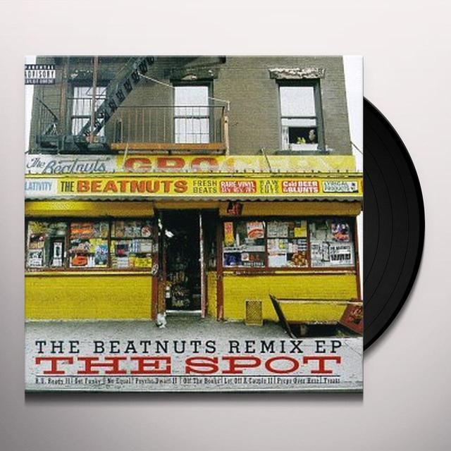 The Beatnuts SPOT (EP) Vinyl Record - Remix