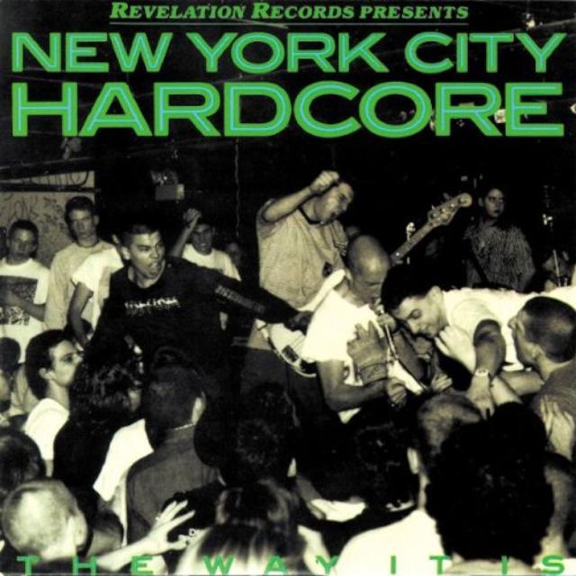 NEW YORK CITY HARDCORE / VARIOUS