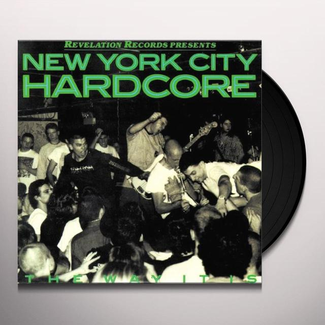 NEW YORK CITY HARDCORE / VARIOUS Vinyl Record