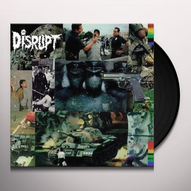 Disrupt UNREST Vinyl Record - Limited Edition