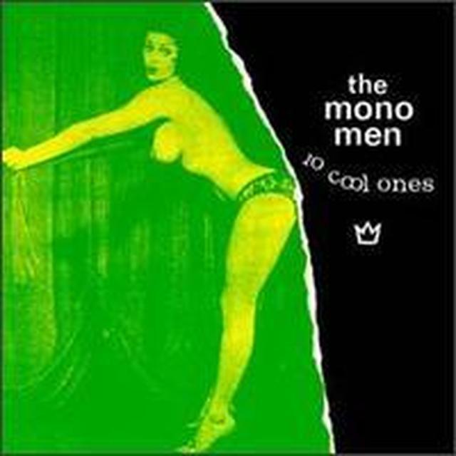 Monomen TEN COOL ONES Vinyl Record