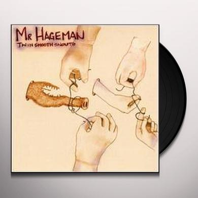 Brian Hageman TWIN SNOUTS Vinyl Record