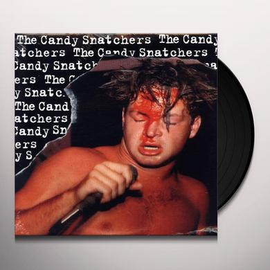 CANDY SNATCHERS (CANDY CANE VINYL) Vinyl Record - Limited Edition