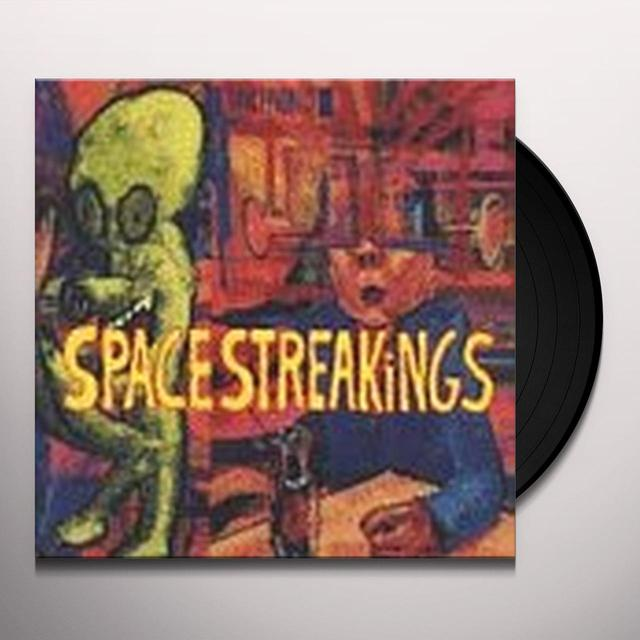SPACE STREAKINGS 7-TOKU Vinyl Record