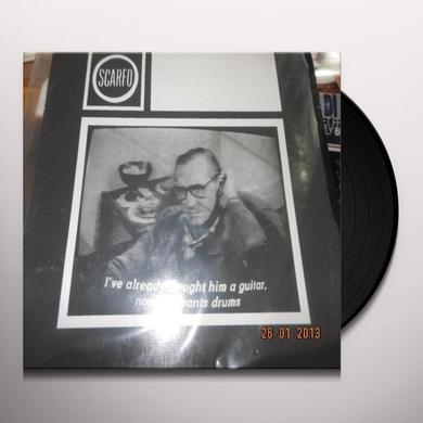 SCARFO Vinyl Record