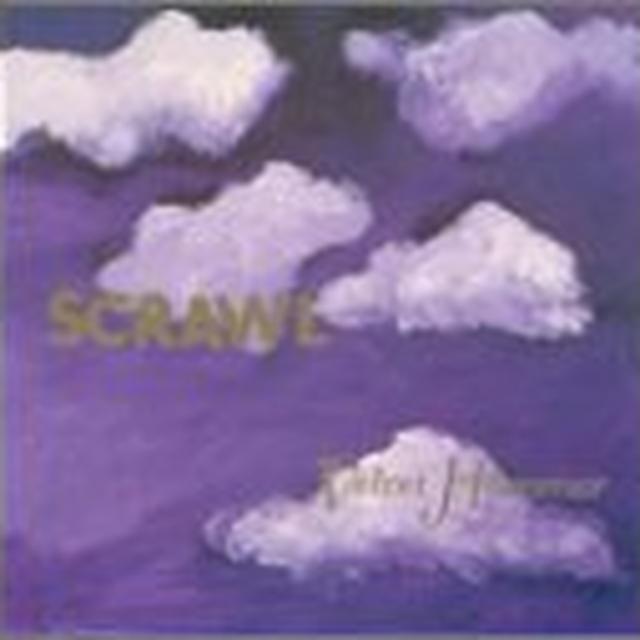 Scrawl VELVET HAMMER Vinyl Record