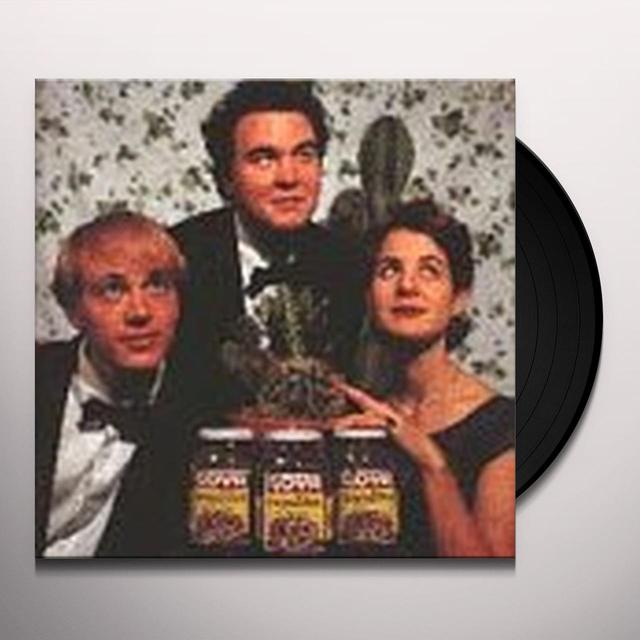 Grenadine NOPALITOS Vinyl Record