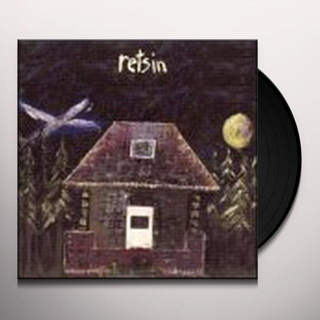 Retsin EGG FUSION Vinyl Record