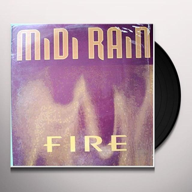 Midi Rain FIRE (X3) / SHINE Vinyl Record