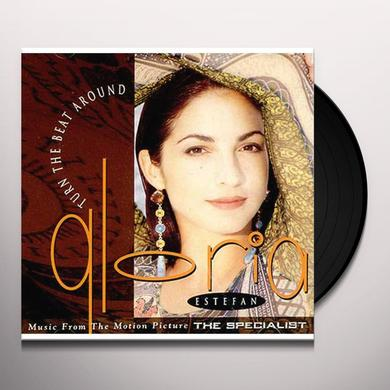 Gloria Estefan TURN THE BEAT AROUND (X4) Vinyl Record