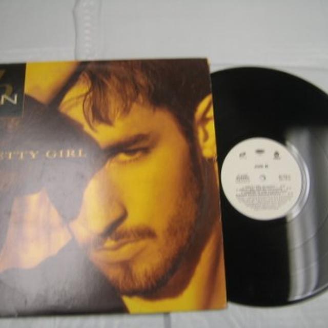 Jon B PRETTY GIRL / SOMEONE TO LOVE Vinyl Record