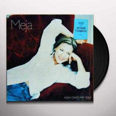 Meja HOW CRAZY ARE YOU (X5) Vinyl Record