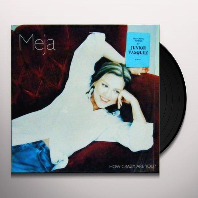 Meja HOW CRAZY ARE YOU (X5) Vinyl Record